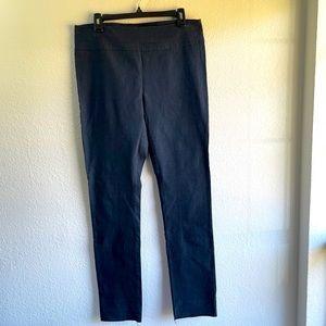 RW & Co ladies stretch blue dress pants size L
